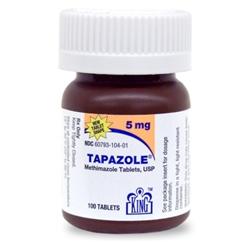 Tapazole For Cat Hyperthyroidism Medi Vet