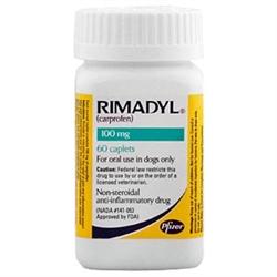 Rimadyl Arthritis Medicine For Dogs Medi Vet