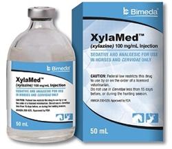Xylazine For Animals Sedation Analgesic Medi Vet