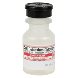 Potassium Chloride Concentrate For Pets Medi Vet