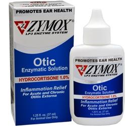 Zymox Otic Enzymatic Solution Hydrocortisone 1 0 For