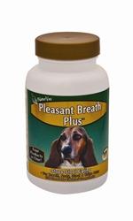 Naturvet Pleasant Breath Plus Tablets L Coprophagia