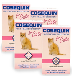 cosequin for cats sprinkle capsules l joint and bladder. Black Bedroom Furniture Sets. Home Design Ideas