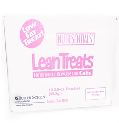 Henry Schein Nutrisentials Lean Treats For Cats Medi Vet