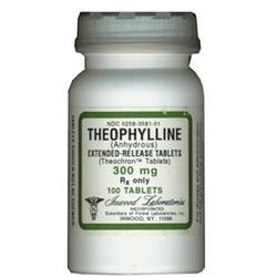 Theophylline Bronchodilator For Pets Medi Vet