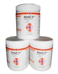 Renal K Potassium Gluconate Powder For Dogs Amp Cats