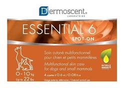 Dermoscent Essential 6 Spot On Skin Care L Omega Fatty
