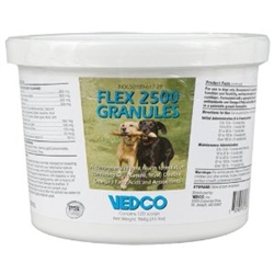 Flex 2500 Granules For Dogs L Joint Health Support Medi Vet
