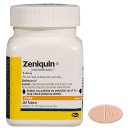 Zeniquin L Antibiotic For Dogs And Cats Medi Vet