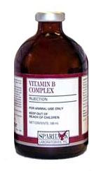 Vitamin B12 Injection L Cyanocobalamin For Animals Medi Vet